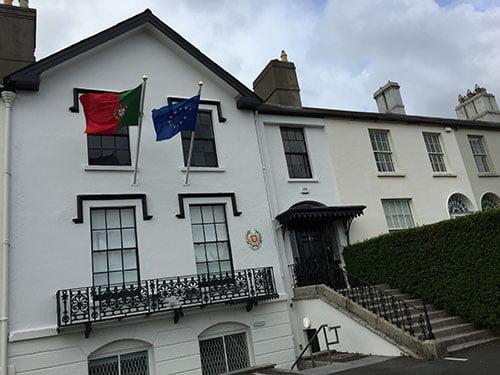 Entra hoje em funcionamento o Centro de Atendimento Consular para a Irlanda